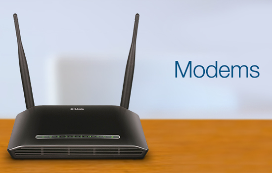WiFi Modem with Router