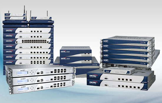 Sonic Firewall Network Security